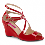 Sandalo Con Tacco Medio | Pink Label Shoes | 4 Colori | Kimberly-04+